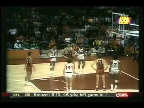 1972 Olympics Basketball Final USA - USSR