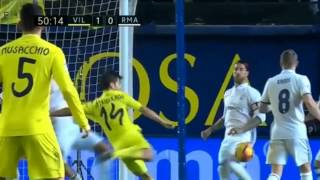 ВИЛЬЯРРЕАЛ - РЕАЛ МАДРИД 2-3 ОБЗОР 26.02.17 HD Villarreal - Real Madrid