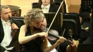 J. Brahms Violin Concerto D-dur Op. 77, 1 mvt Cadence (3of4), Oksana Hretchyn