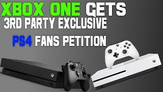 New 3rd Party Xbox One Exclusive Game Announced! Sony Fans Already Start Petition To Get It On PS4!