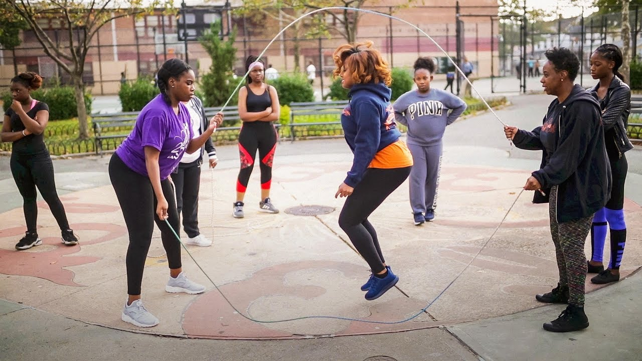How the jump rope got its rhythm   Small Thing Big Idea, a TED series