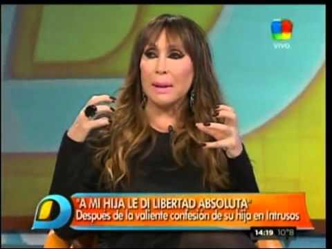 Moria Casán y la recuperación de Sofía: En épocas que no eran buenas, lo único que hacía era rezar