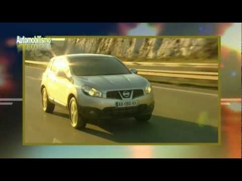 automobilismotv nissan qashqai 1 6 dci pure drive youtube. Black Bedroom Furniture Sets. Home Design Ideas