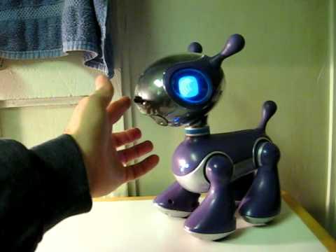 ebay item demo tiger electronics mio pup youtube rh youtube com Mio Robot Dog Mio Robot Dog