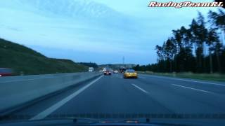 Autobahn Ford Mustang GT - Bike - Mercedes AMG - Porsche und Mazda 6 Hinterher(Autobahn Ford Mustang GT - Bike - Mercedes AMG - Porsche und Mazda 6 Hinterher., 2014-07-24T21:53:24.000Z)
