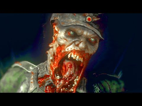 Call of Duty WWII: NAZI ZOMBIES Reveal Trailer + BREAKDOWN! (COD WW2)
