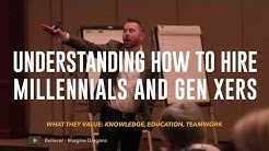 How To Hire Millennials and Gen Xers
