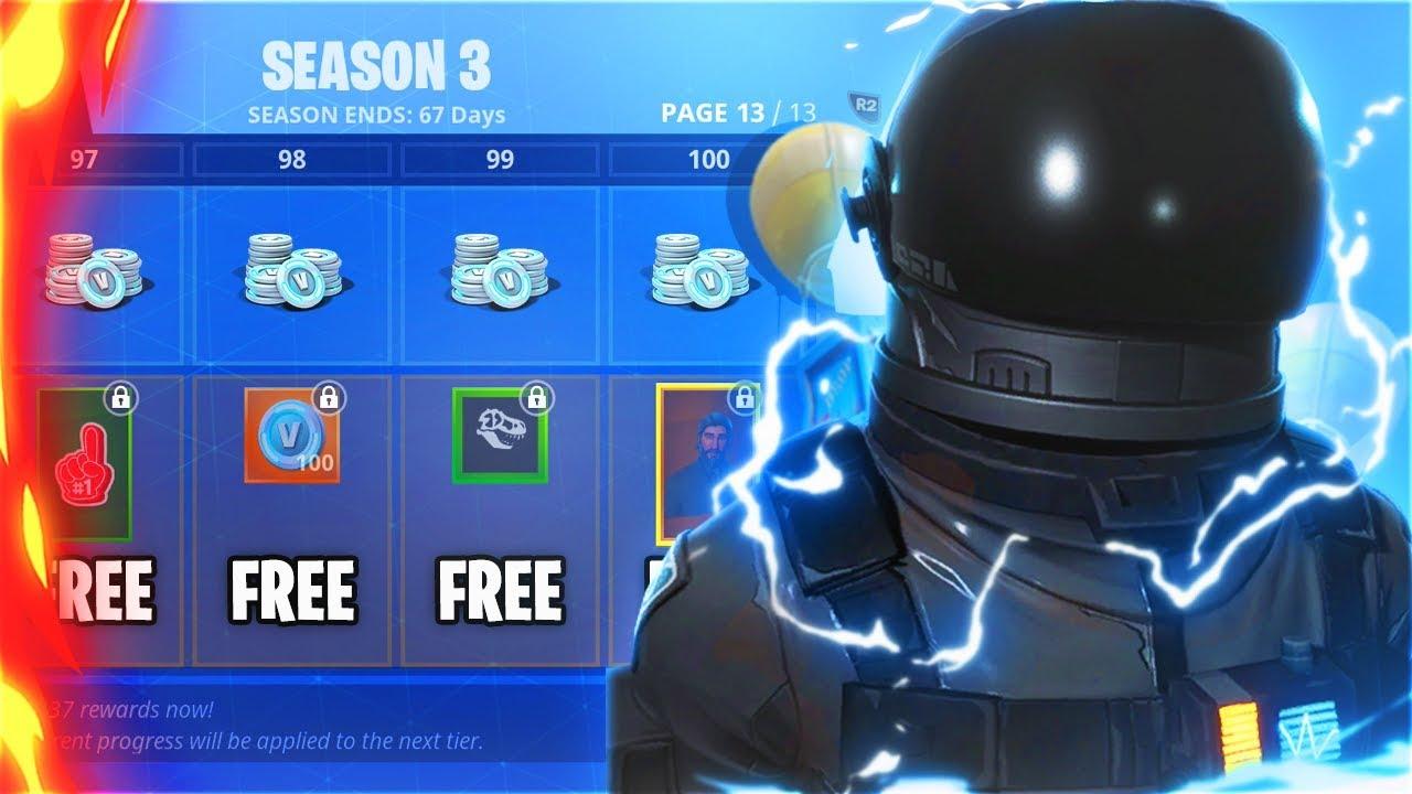 Fortnite Battle Pass Season 5 Free V Bucks Skins Price And