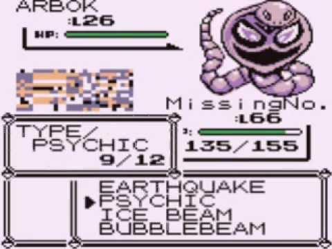 LPMW Pokémon Red MissingNo. Only Run, Part 25 - It's A Mad House! A Mad House! A Mad House!