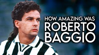 Comment below what player i should do next.how good was roberto baggio actually? #goatnew episode of a documentary series where plan to present all the gre...