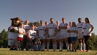 Join the #WallofWhite- England kit launch