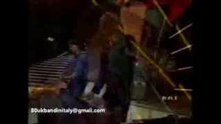 David Knopfler - Soul Kissing - San Remo 84