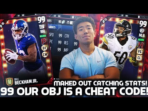 NEW 99 OVR ODELL BECKHAM JR IS JUICED UP! NEW SHAZIER TOO! MADDEN 17 ULTIMATE TEAM