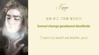 Super Junior - 머문다 (Daydream) lyrics (Hangul/Romanization/English)