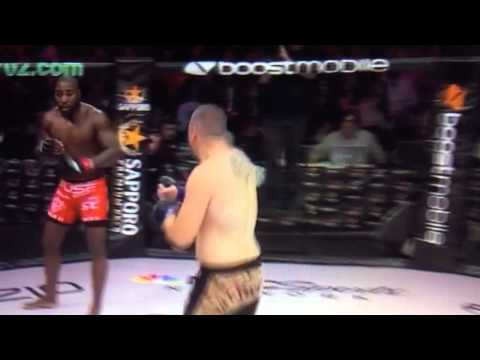 Anthony Johnson's KO of D.J. Linderman WSOF