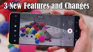 Samsung Galaxy S20 - 3 NEW Camera Changes and Features