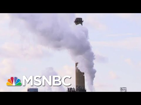 What Are The Politics Of Climate Change?   Velshi & Ruhle   MSNBC