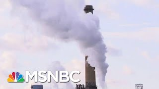 What Are The Politics Of Climate Change? | Velshi & Ruhle | MSNBC