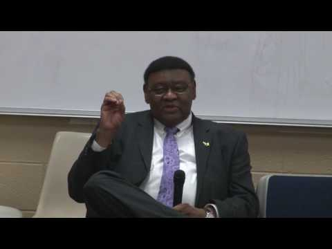 """Ike McKinnon """"Detroit: Now and Then - What Is Really Going On in the City?"""""""