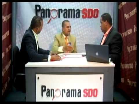 Panorama SDO 23 09 14 - Con el Fiscal de Santo Domingo Oeste Edward Lopez
