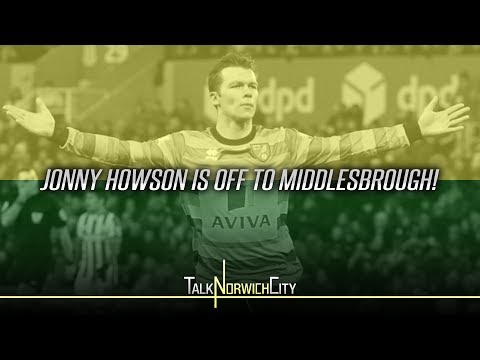 JONNY HOWSON IS GOING TO MIDDLESBROUGH!