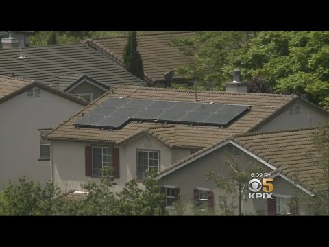 California On The Verge Of Being First State To Require Solar Panels On Homes