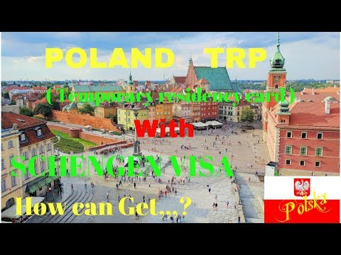 Poland  TRP (temporary residence card) need documents and Apply (Urdu_Hindi)
