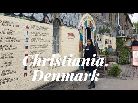 FREETOWN CHRISTIANIA TOUR IN COPENHAGEN DENMARK 2018