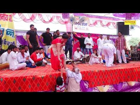 सपना के इस डांस से हरियाणा में मचा था हाहाकार । New Sapna Dance Latest 2017