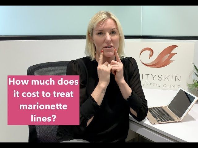 How much does marionette line dermal filler cost? Cityskin Clinic | Melbourne, Sydney & Adelaide