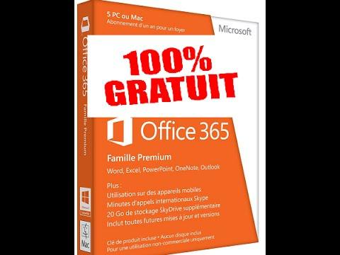 Tuto fr pack office gratuit 2013 pro youtube - Office professional plus 2013 gratuit ...