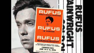 Watch Rufus Wainwright The Man That Got Away video