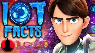 107 Trollhunters Facts You Should Know! - (107 Facts S5 E2) | ChannelFrederator
