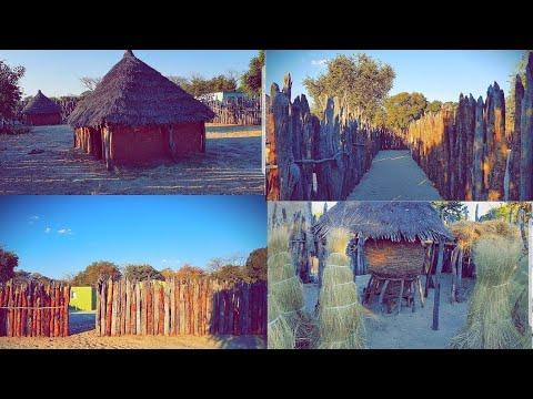 OSHIWAMBO HOMESTEAD TOUR |KWANYAMA way|