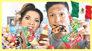 ASIANS TRY MEXICAN CANDY