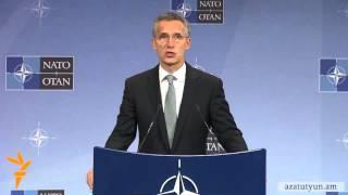 ՆԱՏՕ-ի գլխավոր քարտուղար. «Դաշինքը կպաշտպանի Թուրքիային»