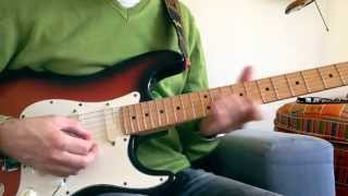 BAD SNEAKERS STEELY DAN guitar solo