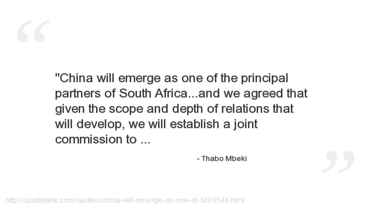 thabo mbeki quotes youtube