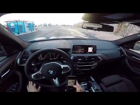 BMW X3 2018 Harman Kardon Sound System - Music Test