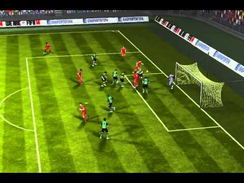FIFA 14 - International Club Championships - QF - FC Bayern vs Jeonbuk FC (Part 1)