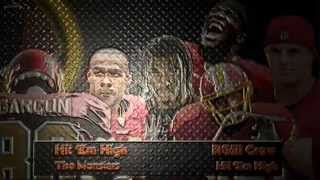 Hit 'Em High HD - RG3, Alfred Morris, Pierre Garcon, Rak, Ryan Kerrigan, and DHall