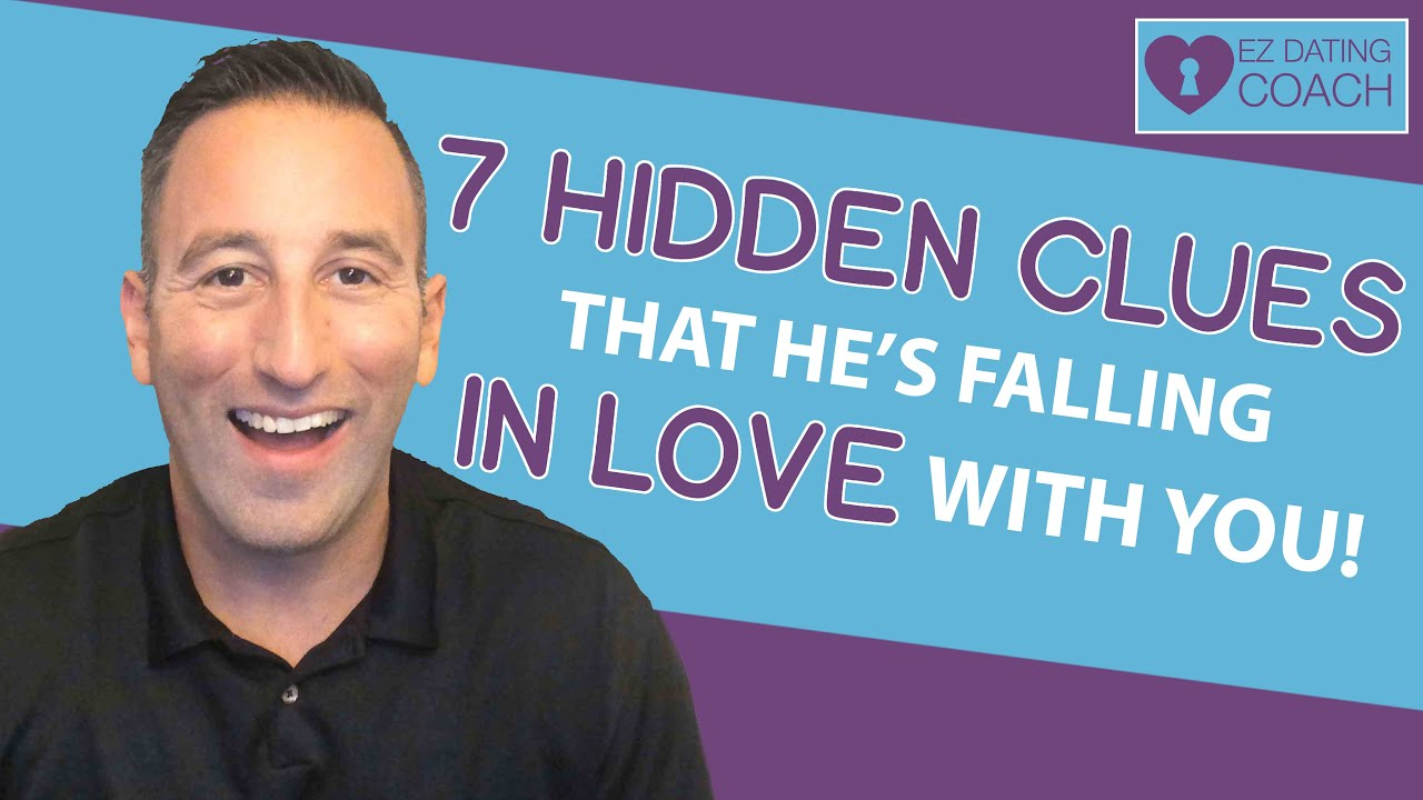 Signs He's Falling In LOVE With You | 7 Hidden Clues