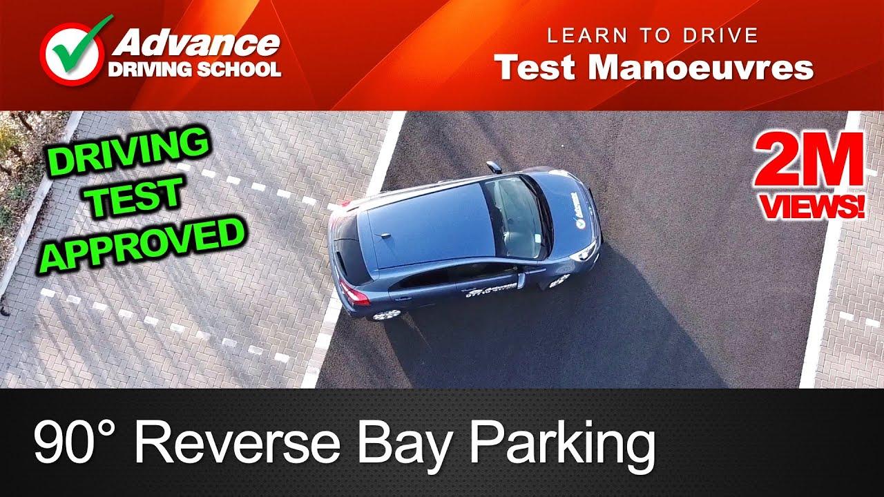 90 Reverse Bay Parking Manoeuvre 2019 Uk Driving Test