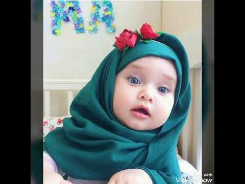 صور اطفال بنات جميلات محجبات Youtube