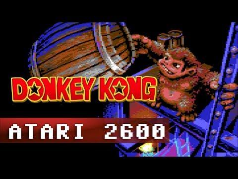 [Longplay] Donkey Kong - Atari 2600
