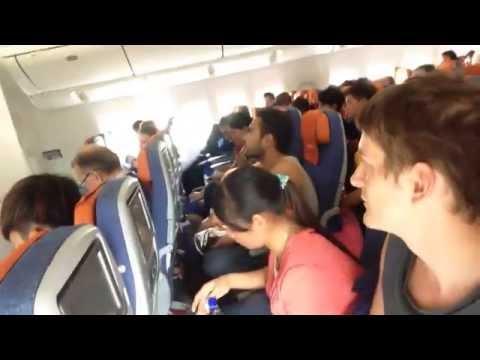 Трэш в самолете 9 часов видео полет (Noi Bai - SVO) SHTUKENSIA VLOG