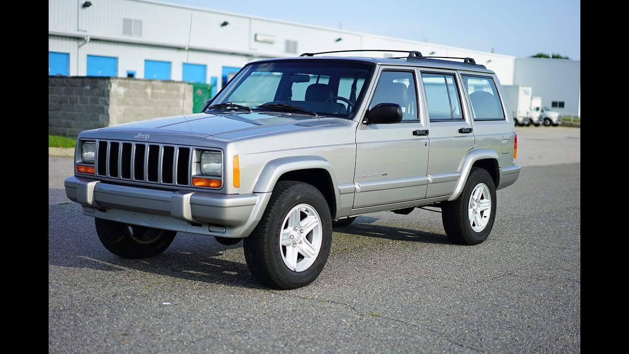 davis autosports jeep cherokee xj limited only 9k miles holy grail cherokee for sale youtube. Black Bedroom Furniture Sets. Home Design Ideas
