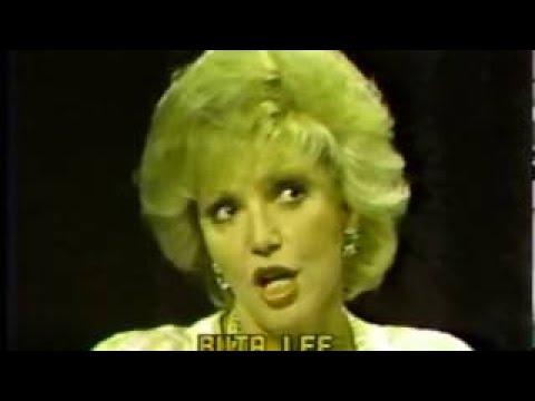 George Maharis, Ruta Lee, Gypsy Rare 1986 TV Interview