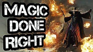10 RPGs / Acтion Adventures With AMAZING MAGIC Gameplay