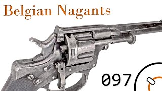 Small Arms of WWI Primer 097: Belgian Nagant Revolvers
